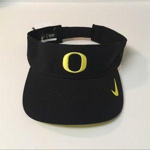 Nike Oregon Ducks DriFit unisex sun visor hat cap